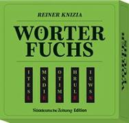 Cover-Bild zu Wörter-Fuchs von Knizia, Dr. Reiner