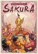 Cover-Bild zu Sakura von Knizia, Dr Reiner