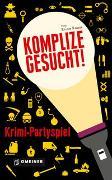 Cover-Bild zu Komplize gesucht! von Knizia, Reiner