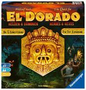 Cover-Bild zu Wettlauf nach El Dorado - Helden und Dämonen von Knizia, Reiner