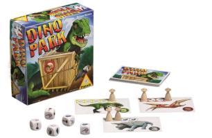Cover-Bild zu Dino Park von Knizia, Reiner