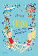 Cover-Bild zu Bengt, Alva: Frida und die Blaubeersuppe (eBook)