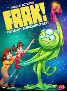 Cover-Bild zu Röndigs, Nicole: FRRK! - Mission Supermatsch (eBook)