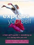 Cover-Bild zu Roberts, Emily: Express Yourself (eBook)