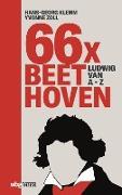 Cover-Bild zu 66 x Beethoven (eBook) von Klemm, Hans-Georg
