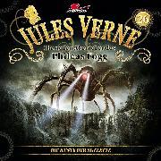 Cover-Bild zu Jules Verne, Die neuen Abenteuer des Phileas Fogg, Folge 26: Die Küste der Skelette (Audio Download) von Freund, Marc
