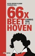 Cover-Bild zu 66 x Beethoven von Klemm, Hans-Georg