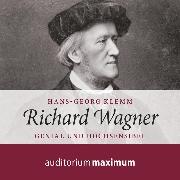 Cover-Bild zu Richard Wagner (Ungekürzt) (Audio Download) von Klemm, Hans Georg