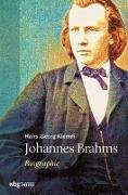 Cover-Bild zu Johannes Brahms von Klemm, Hans-Georg