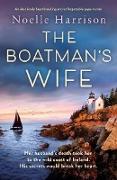Cover-Bild zu The Boatman's Wife (eBook) von Harrison, Noelle
