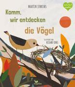 Cover-Bild zu Jenkins, Martin: Komm, wir entdecken die Vögel