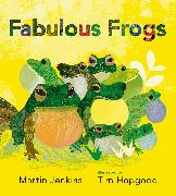Cover-Bild zu Jenkins, Martin: Fabulous Frogs