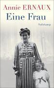 Cover-Bild zu Eine Frau von Ernaux, Annie