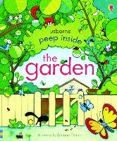 Cover-Bild zu Milbourne, Anna: Peep Inside: The Garden
