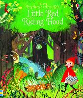 Cover-Bild zu Milbourne, Anna: Peep Inside a Fairy Tale: Little Red Riding Hood