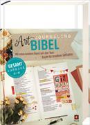 Cover-Bild zu NLB Art Journaling Bibel - Gesamtausgabe von Leben, Bibelausgaben-Neues