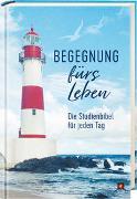 Cover-Bild zu Begegnung fürs Leben - Motiv Leuchtturm von Leben, Bibelausgaben-Neues