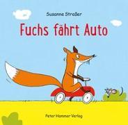 Cover-Bild zu Fuchs fährt Auto von Straßer, Susanne