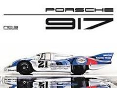 Cover-Bild zu Porsche 917 Kalender immerwährender