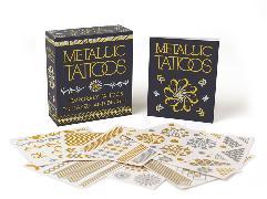 Cover-Bild zu Metallic Tattoos