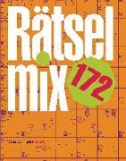 Cover-Bild zu Krüger, Eberhard: Rätselmix 172 (5 Exemplare à 2,99 ?)