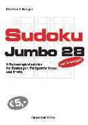 Cover-Bild zu Krüger, Eberhard: Sudokujumbo 28