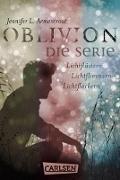 Cover-Bild zu Obsidian: Oblivion - Band 1-3 der romantischen Fantasy-Serie im Sammelband (eBook) von Armentrout, Jennifer L.