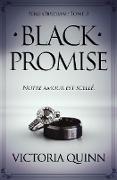 Cover-Bild zu Black Promise (French) (eBook) von Quinn, Victoria