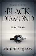 Cover-Bild zu Black Diamond (Obsidian, #2) (eBook) von Quinn, Victoria