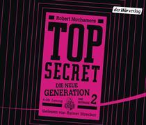 Cover-Bild zu TOP SECRET - Die neue Generation 2: Die Intrige