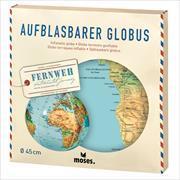 Cover-Bild zu Fernweh Aufblasbarer Globus