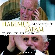 Cover-Bild zu Englisch, Andreas: Habemus Papam (Audio Download)