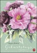 Cover-Bild zu Marjolein Bastin Geburtstagskalender A4 von Bastin, Marjolein