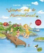 Cover-Bild zu Sommer auf der Hummelinsel von Stein, Svenja