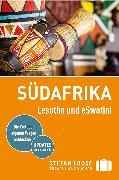 Cover-Bild zu Südafrika - Lesotho und Swasiland von Pinchuck, Tony