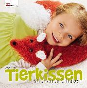 Cover-Bild zu Tierkissen stricken und häkeln (eBook) von Hug, Veronika