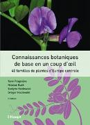 Cover-Bild zu Connaissances botaniques de base en un coup d'oeil von Fragnière, Yann