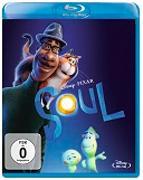 Cover-Bild zu Soul BD von Docter, Pete (Reg.)