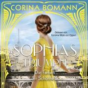 Cover-Bild zu Die Farben der Schönheit - Sophias Triumph (Sophia 3) von Bomann, Corina