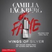 Cover-Bild zu Wings of Silver. Die Rache einer Frau ist schön und brutal (Golden Cage 2) von Läckberg, Camilla