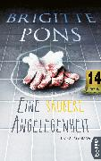 Cover-Bild zu Pons, Brigitte: Eine saubere Angelegenheit (eBook)