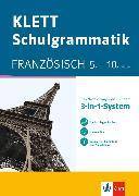 Cover-Bild zu Buckenmaier, Stephan: Klett Schulgrammatik Französisch 5.-10. Klasse (eBook)