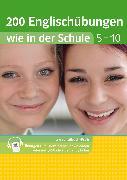 Cover-Bild zu PONS GmbH (Hrsg.): Klett 200 Englischübungen wie in der Schule Klasse 5 - 10 (eBook)