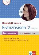 Cover-Bild zu Schmaus, Fabienne: Klett KomplettTrainer Gymnasium Französisch 2. Lernjahr (eBook)