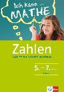 Cover-Bild zu Homrighausen, Heike: Klett Ich kann... Mathe - Zahlen 5./6. Klasse (eBook)