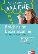 Cover-Bild zu Homrighausen, Heike: Klett Ich kann... Mathe - Brüche und Dezimalzahlen 5./6. Klasse (eBook)