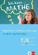 Cover-Bild zu Homrighausen, Heike: Klett Ich kann ... Mathe - Wahrscheinlichkeitsrechnung 7./8. Klasse (eBook)