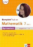Cover-Bild zu Miller, Helge: Klett KomplettTrainer Gymnasium Mathematik 7. Klasse (eBook)