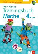 Cover-Bild zu Bergmann, Hans: Klett Mein großes Trainingsbuch Mathematik 4. Klasse (eBook)