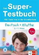Cover-Bild zu PONS GmbH (Hrsg.): Das Super-Testbuch - 700 Tests wie in der Grundschule (eBook)